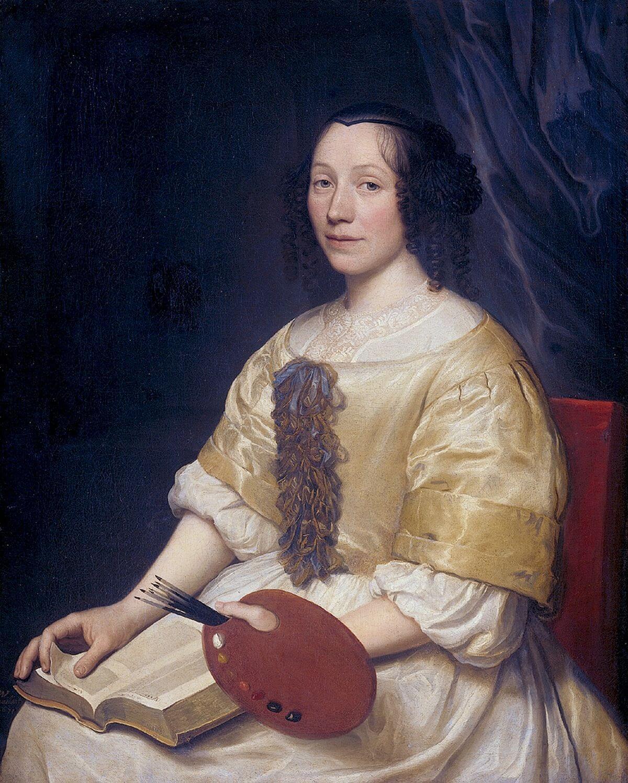 Maria_van_Oosterwijck_1671